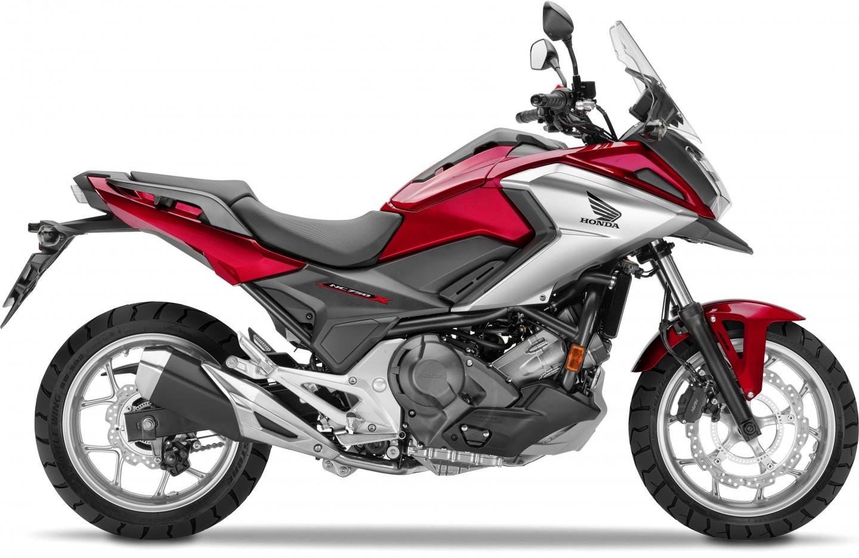 Hire Moto Trail Honda Nc750x Trail Motorbike Mallorca